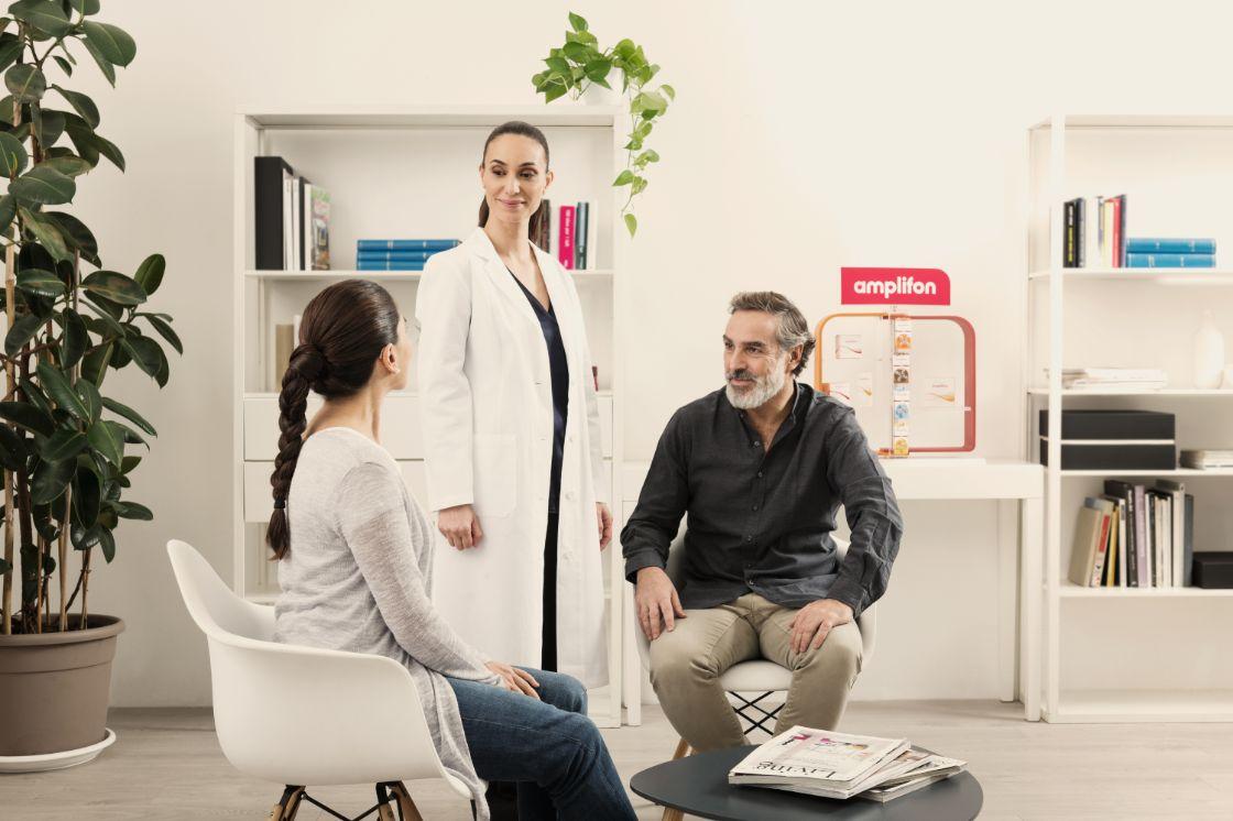 Amplifon Clinics Grande Prairie, AB: hearing care professionals