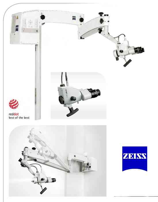 Microscope orl ZEISS