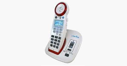 Clarity XLC3.4+ Cordless Phone