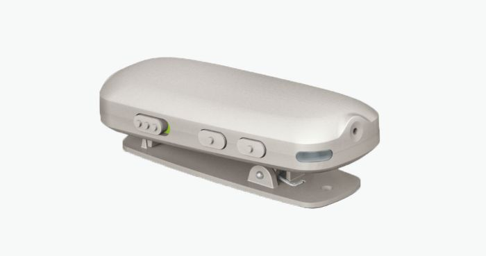 "Talk Microphone ""Phonak RemoteMic"" for hearing aids"