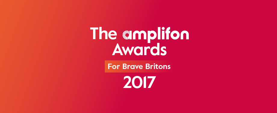 The Amplifon Awards 2017 nominations are now open
